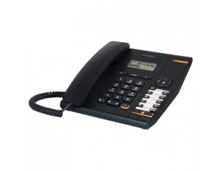 Alcatel TEMPORIS 580 Analog Corded Phone - Black
