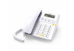 Alcatel T58 CE Analog Corded Phone - White