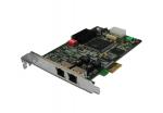 Allo BRI Card PCIe - 2 ports