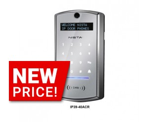 Nista IP39-40ACR IP Door Phone with Video Camera & RFID Access Control
